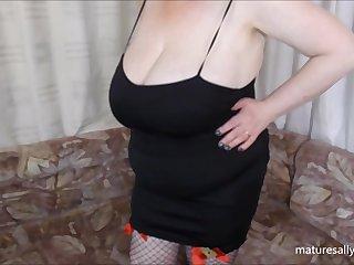 Dirty slut teasing
