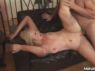Granny Fucked As Stud Play With Her..