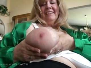 Curvy Sharon - Nursing