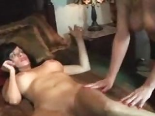 hot mommys friend threesome