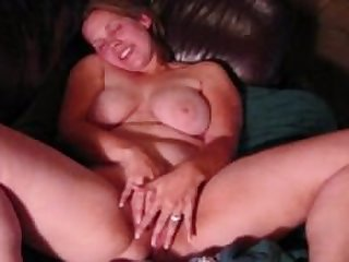 Jenny cannot stop squirting!