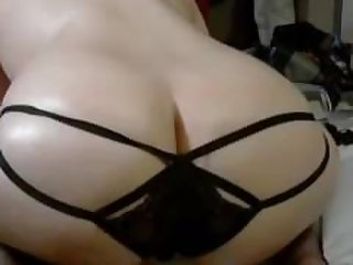 Hot large ass milf