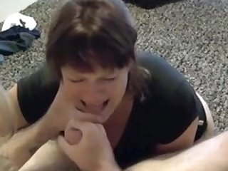 PLEASE STEPSON, LET ME SUCK MY COCK !!!..