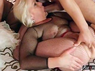 Heidi Ass Fucked In The Pretzel Position