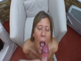 very nice blowjob, with facial and..