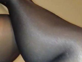 Shiny Pantyhose 6