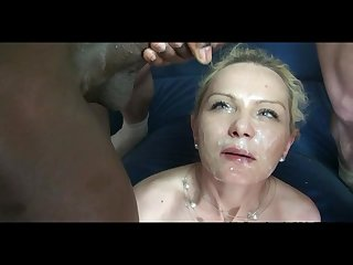 bukkake for mature Alicia