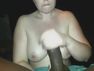 Mature Lady loves BBC