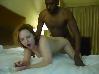 sexy mature with a plan for two black..
