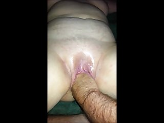 Wife being Fisted