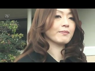 35yr old Rumiko Sakurai 1st Time Anal..
