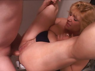 Anal MILF Complilation  MOM GOT BUTT..