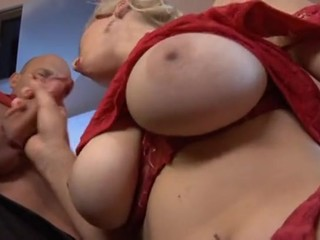 Busty ladies fucked in ass