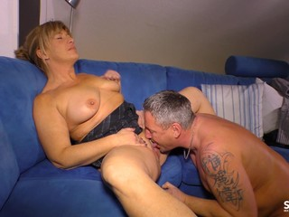 SexTapeGermany - German blonde MILF..