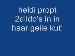 2 dildo's