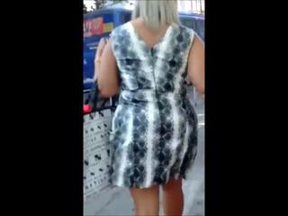 Mature  Big Butt
