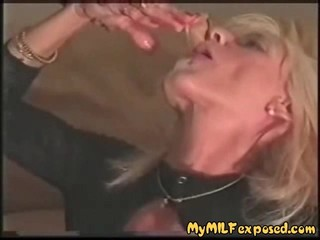 My MILF exposd Cuckold mature wife and..