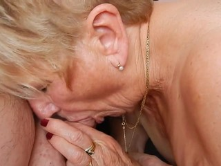 Mature and Granny Passion blowjob 44