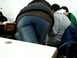 Teacher's booty