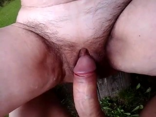 Big old pussy fucked by a big cock