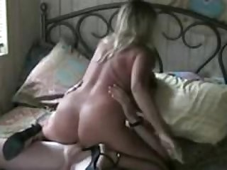 milf with big boobs riding my boner